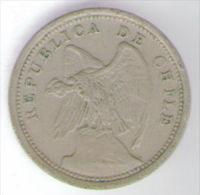CILE 10 CENTAVOS 1936 - Cile