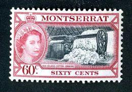406) Montserrat  SG#146  Mint* Offers Welcome - Montserrat