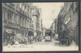 - CPA 14 - Caen, Rue Saint-Jean - Caen