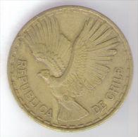 CILE 10 CENTIMOS 1962 - Cile