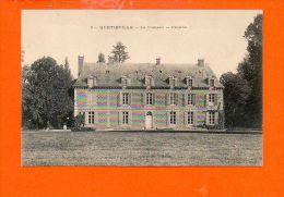 14 QUETIEVILLE : Le Château - Façade - Other Municipalities