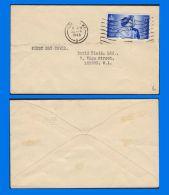 GB 1948-0003, Royal Silver Wedding FDC, London Postmark - FDC
