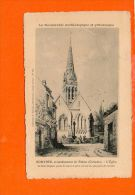 14 ROUVRES : L´église - Colection E.Pasquis N°612 - Other Municipalities