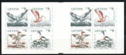 Litauen - Mi.Nr.   501 - 504 -    Heftchen 1 -  Postfrisch - Litauen