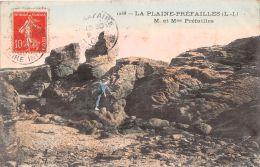 ¤¤  -  1038   -  LA PLAINE - PREFAILLES  -  Mr Et Mme Préfailles    -  ¤¤ - La-Plaine-sur-Mer