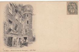 35 SAINT MALO  MAISON D´ANNE DE BRETAGNE - Saint Malo