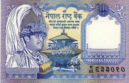 BILLET # NEPAL # 1991 # PICK 37 # BILLET NEUF # 1 ROUPIE  # - Nepal