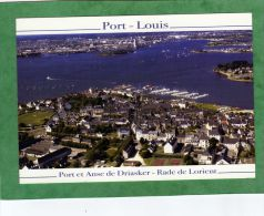 Port-Louis Port Et Anse De Driasker - Rade De Lorient (vue Aérienne) - Port Louis