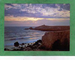 Crépuscule Sur La Côte Sauvage Presqu'île De Quiberon - Quiberon