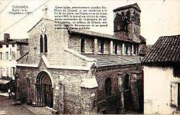 Tournus   340           Eglise De La Magdeleine  . - France