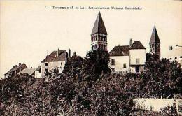 Tournus   353          Les Anciennes Maisons Canoniales     . - France