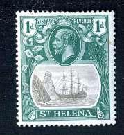 477 ) St.Helena SG.#98 Mint*  Offers Welcome - Saint Helena Island