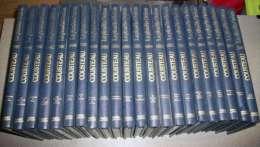 ENCYCLOPEDIE EN 24 VOLUMES = COUSTEAU - LA PLANETE OCEAN ( ROBERT LAFFONT) - Encyclopédies