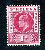 481 ) St.Helena SG.#54 Mint*  Offers Welcome - St. Helena