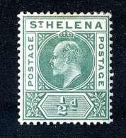 482 ) St.Helena SG.#53 Mint*  Offers Welcome - St. Helena