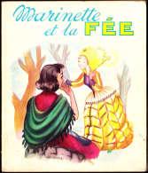 """Collection """" Féeries """" N° 9 - Marinette Et La Fée - ( 1954 ) . - Books, Magazines, Comics"""