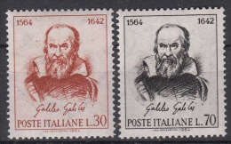 ITALIË - Michel - 1964 - Nr 1157/58 - MNH** - 6. 1946-.. Republik