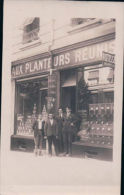 Magasin E. Fischer, Aux Planteurs Réunis, Fruits, Confits Et Confiture, Vevey ?? (82) - Magasins