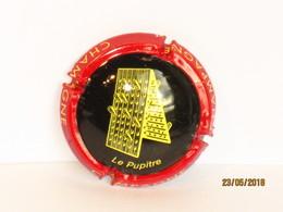 Capsules Ou Plaques De Muselet CHAMPAGNE Générique  LE PUPITRE - Champagne