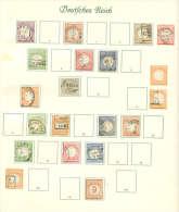Sammlung Brustschilde Aus 1-30  !! (Del-2386) - Deutschland