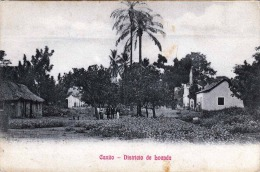 CAXITO (Angola) - Disdricto De Hoanda, 1900? - Angola