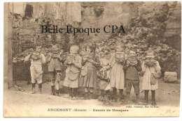 55 - ANCEMONT - Essais De Masques ++++++ Nassoy, Bar-le-Duc +++ - France