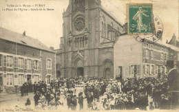 Sortie De La Messe - Fumay