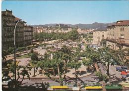 BT17257 Jardin Y Alameda Del Concejo Orense   2 Scans - Orense