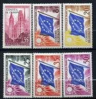 Timbres De Service N° 16/21 Timbres Neufs Et Sans Charnière N** - 1989-....