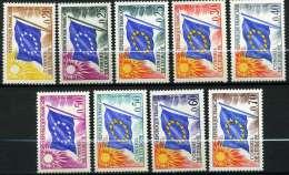 Timbres De Service N° 27/35  Timbres Neufs Et Sans Charnière N** - 1989-....