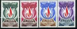 Timbres De Service N° 39/42  Timbres Neufs Et Sans Charnière N** - 1989-....
