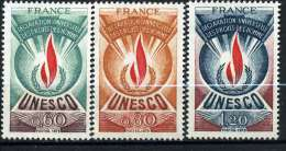 Timbres De Service N° 43/45  Timbres Neufs Et Sans Charnière N** - 1989-....