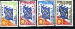 Timbres De Service N° 46/49  Timbres Neufs Et Sans Charnière N** - 1989-....