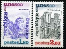 Timbres De Service N° 71/72  Timbres Neufs Et Sans Charnière N** Sous Faciale - 1989-....