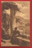 ATI-007 Panorama D'Amalfi Dai Cappuccini, Animato, Cappuccino. Non Viaggiata. - Altre Città