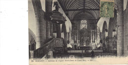 ROSCOFF - Interieur De L'Eglise Notre Dame De Croaz(Balt - Roscoff