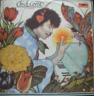 LP De Chick Corea Año 1975 Edicion Argentina - Jazz
