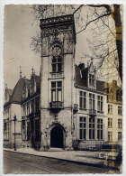 BOURGES--Hotel Des Postes ,cpsm 10 X 15 N° 225  éd  CAP - Bourges