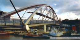 (148) Australia - QLD - Brisbane Goodwill Bridge - Brisbane