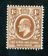 573 )  East Africa & Uganda  SG.#34 Mint*  Offers Welcome - Kenya, Uganda & Tanganyika