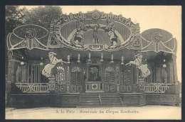 ***Cirque Zanfretta En Gros Plan - Rare ! - Cirque