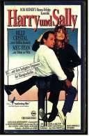 VHS Video  ,  Harry Und Sally  -  Mit :  Meg Ryan, Carrie Fisher, Billy Crystal, Bruno Kirby, Tracy Reiner - VHS Videokassetten