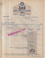 26 450 HOSTUN DROME 1954 Produits Mineraux Silicieux SIKA - 1950 - ...