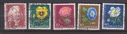 PGL BW0490 - SUISSE SWITZERLAND Yv N°616/20 - Pro Juventute