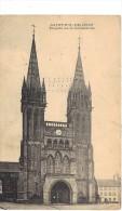 ST POL-DE-LEON. Façade De La Cathédraale - Saint-Pol-de-Léon