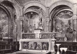 LOURDES. Intérieur De La Basilique. Le Maître-Autel Du Rosaire. - Lourdes