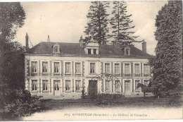 76 GODERVILLE 1920 CHATEAU DE VERSAILLES CAVALIER ET JARDINIER ED ?? 5625 TBE - Goderville