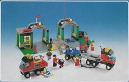 Lego 6434 Equipe D´intervention Routière Avec Plan 100 % Complet Voir Scan - Lego System