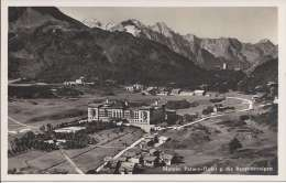 L1418 - Maloja Palace-Hotel G. Die Bergeiteralpen - GR Grisons