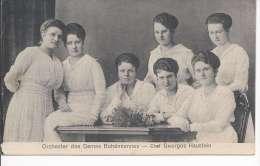 L1420 - Orchester Des Dames Bohémiennes Chef Georges Haustein - Musique Et Musiciens